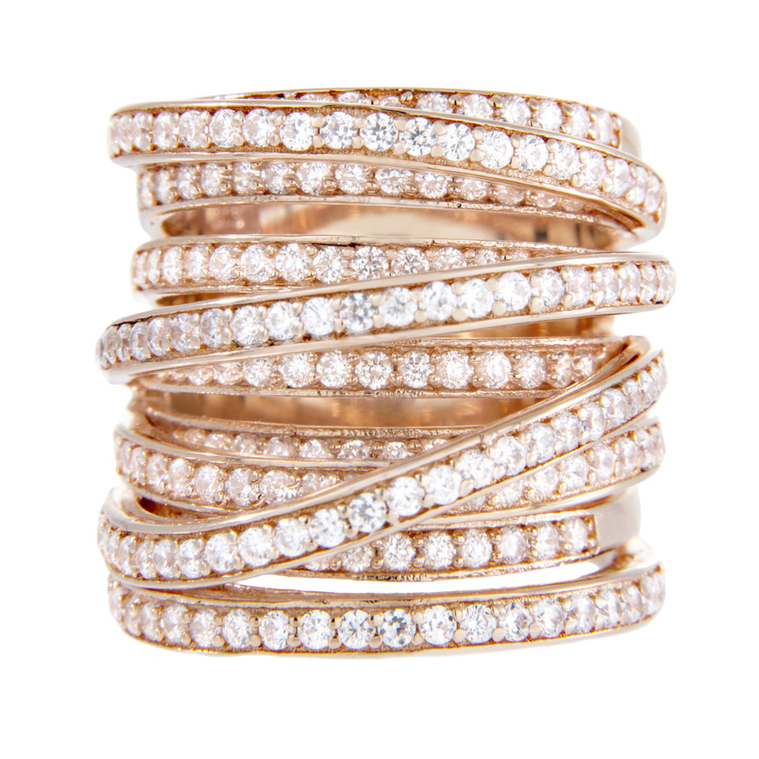 Rings by Bronzallure - from Originals Jewellers & Gallery